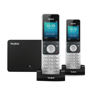 Yealink-W60P-High-performance-DECT-IP-Phone